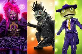 The Masked Singer: Who's under Turtle, Frog, Night Angel masks ...
